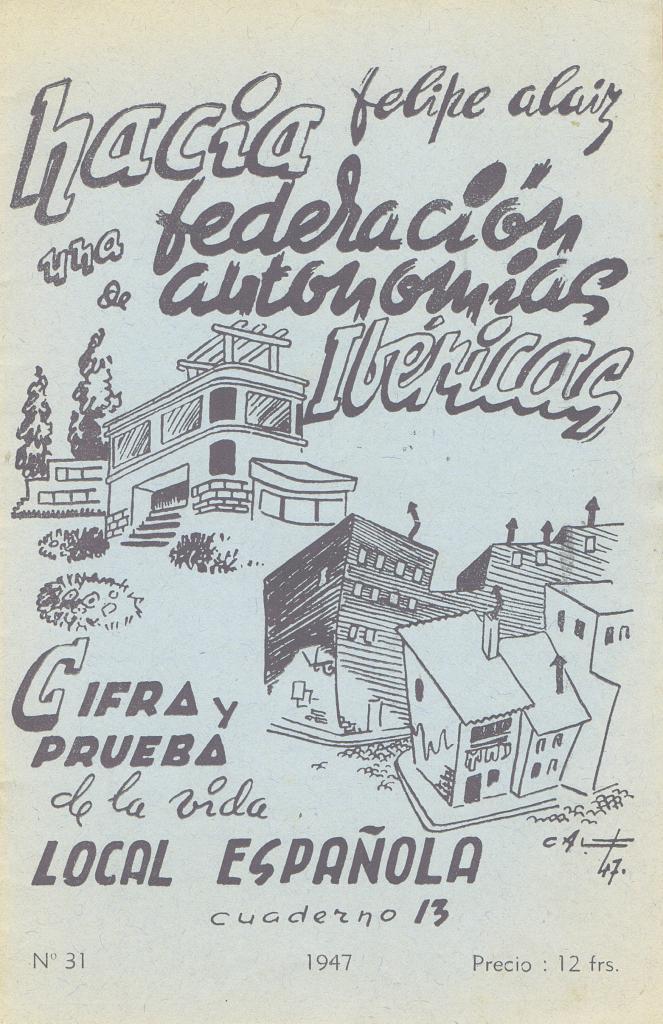 Cifra y prueba de la vida local española