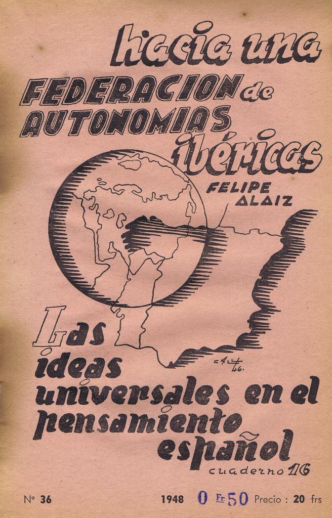 Las ideas universales en el pensamiento español