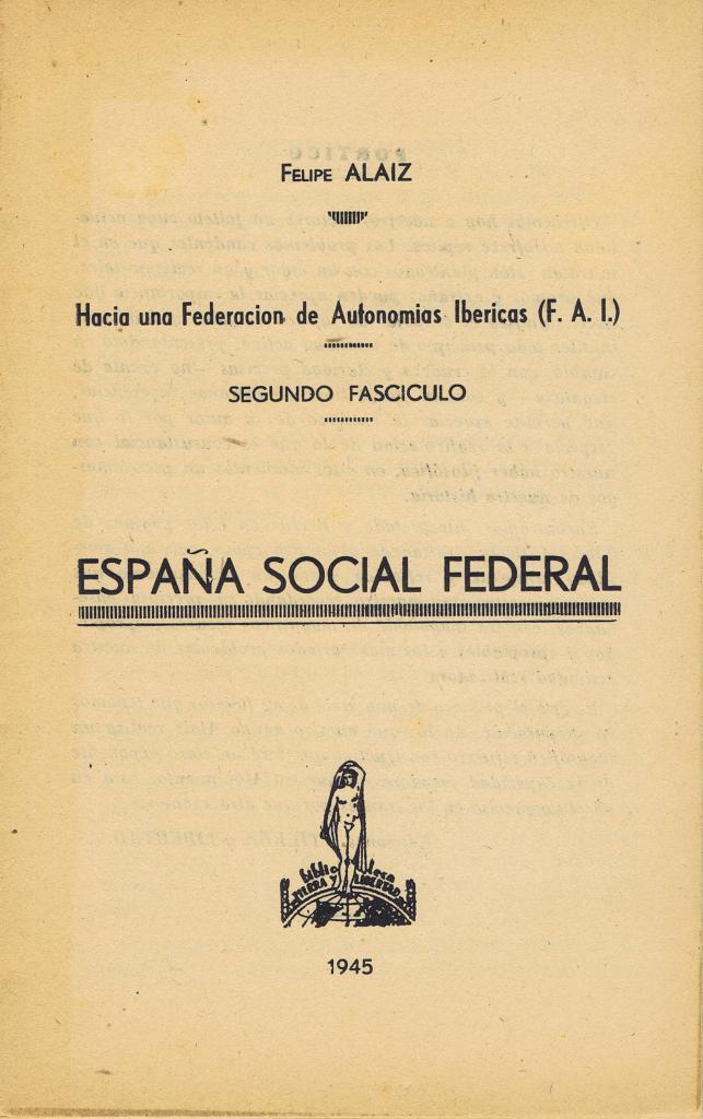 España social federal
