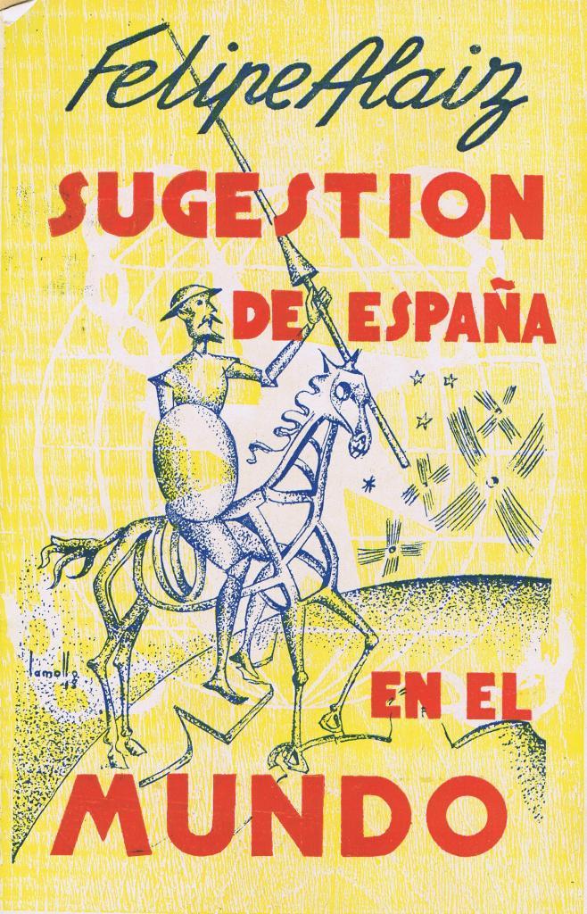Sugestión de España en el mundo