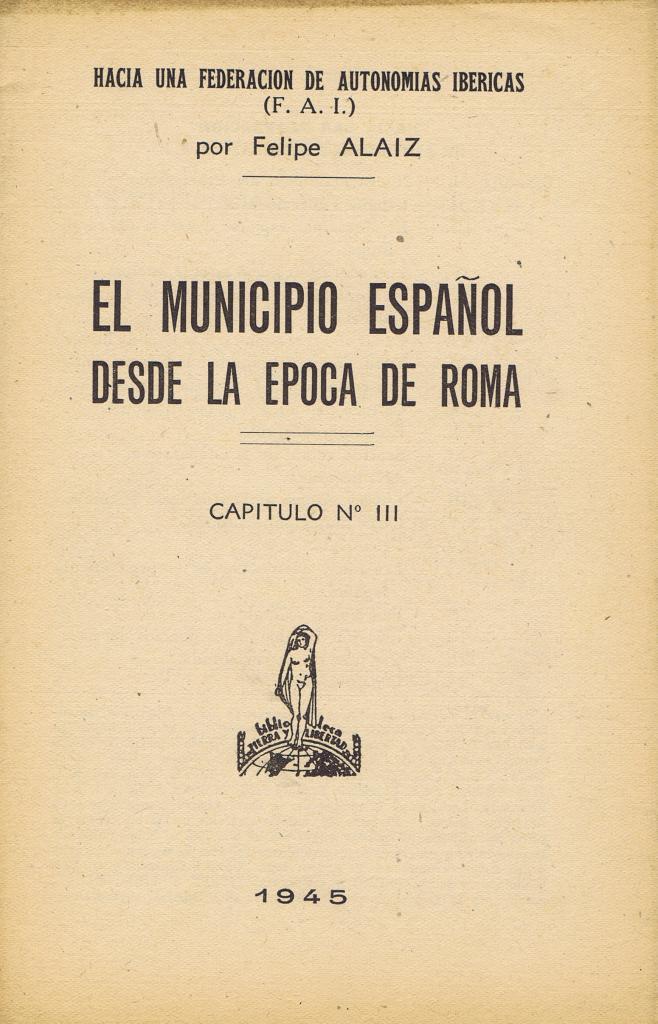 El municipio español desde la época de Roma
