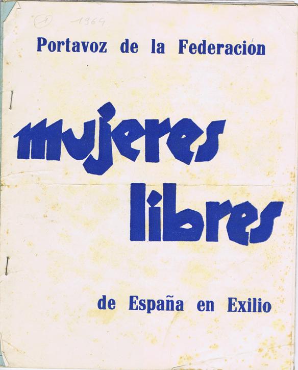 Mujeres libres 1967-1976