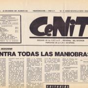 Cenit 1983-1987