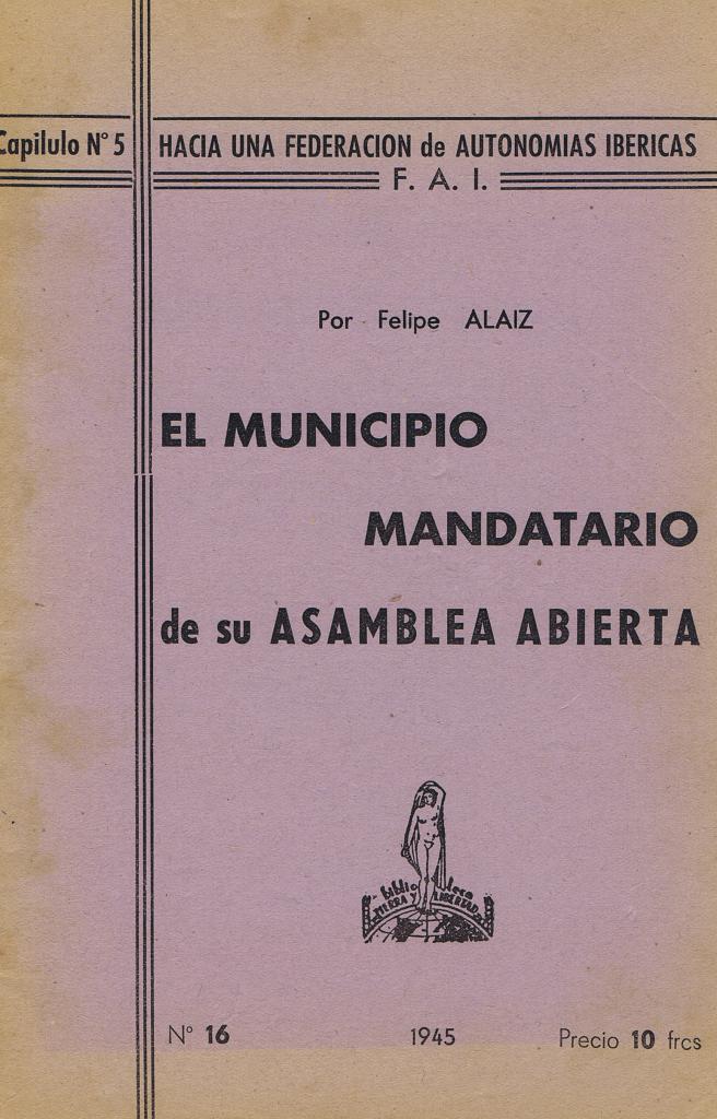 El municipio mandatario de su asamblea abierta