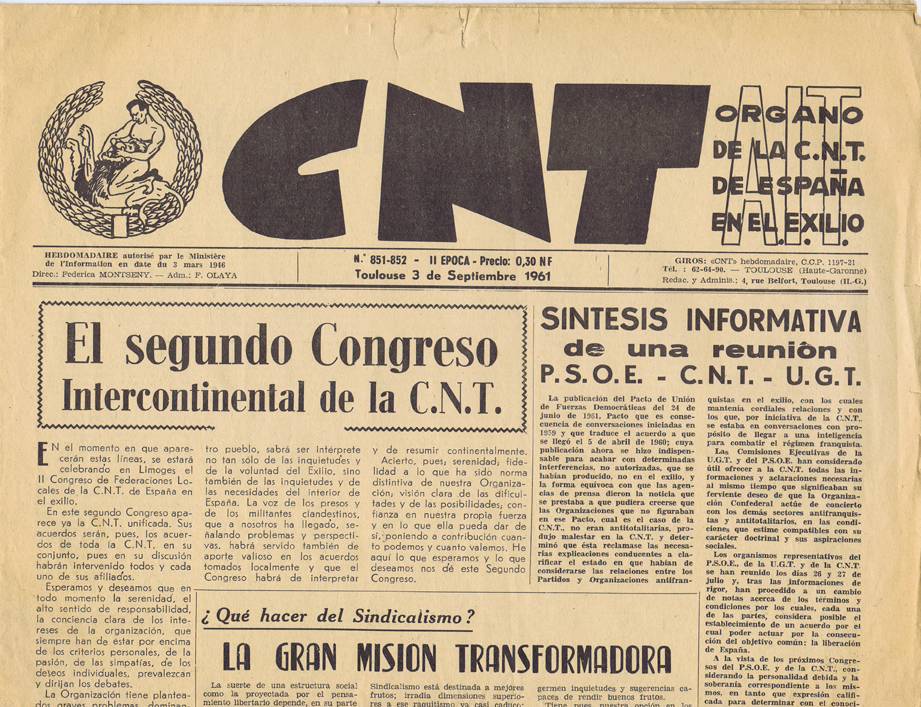 CNT 1950-1961