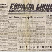 España libre 1956-1961