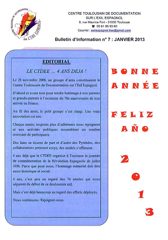 Bulletin 7 1