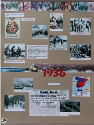 Exodes 1936 n 1 site 1