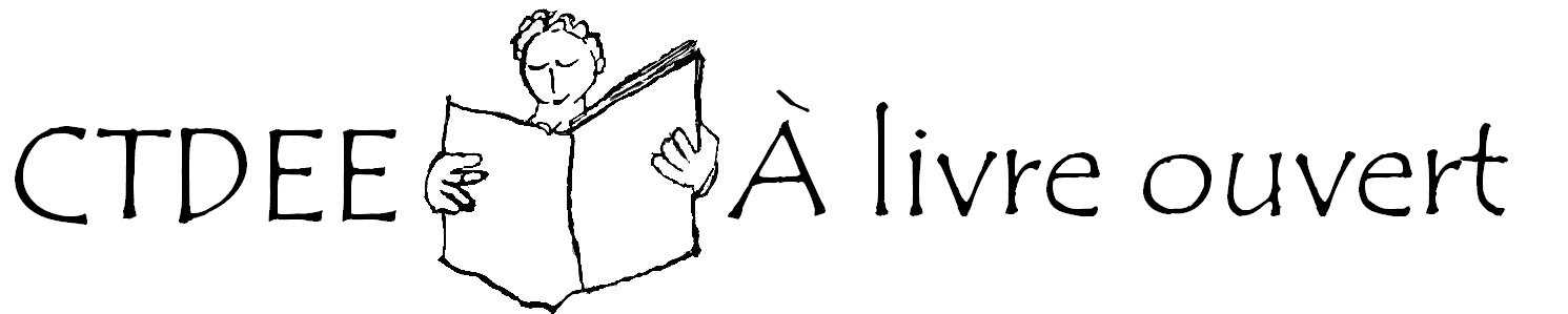 Logo a livre ouvert