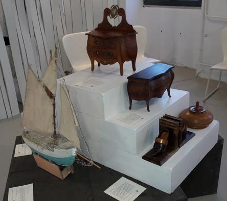 Miniatures bateau 50ppp